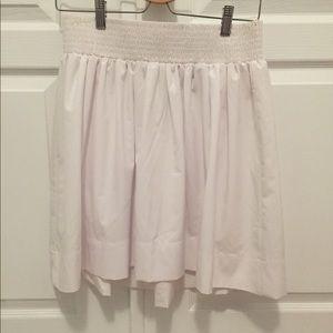 Costa Blanca white full skirt - Size 8